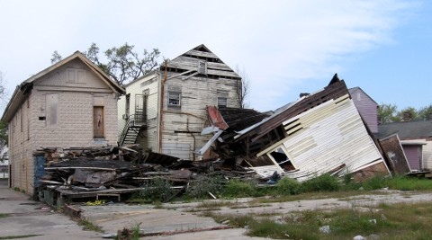 Structural Damaged Homes